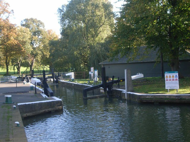 beckets-park-lock